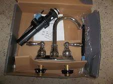 Glacier Bay Bathroom Faucets Glacier Bay Bath Faucet With Led Light 1001376006 Ebay