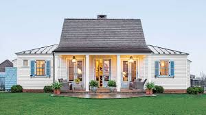 Cabin House Plans Southern Living by The Art Of Living Small Southern Living