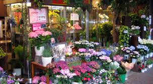 florist shops florist daika en flower shop in omori tokyo