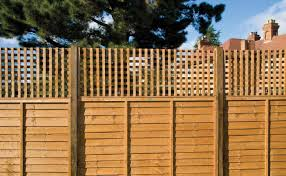 curved great option stylish fence trellis topper lattice privacy
