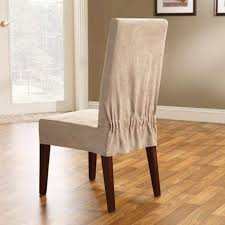 Custom Dining Room Chair Covers Beautiful Kitchen Chair Slipcovers Drabtofab Diy Back Covers With