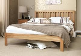 Platform Bed Frame King Size Bed Frame Solid Wood Super King Size Bed Frame Wooden Bed Frame