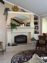 Rock And Brick Combinations Victor by Please Help I Would So Love To Redo This Ugly Fireplace Made Of Brick