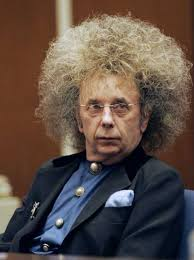 large hair phil spector murder madness and shocking hair