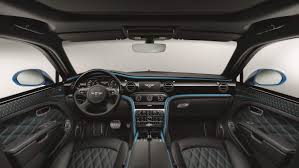 bentley mulliner interior stylish bentley mulsanne design series by mulliner to debut in