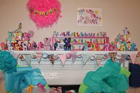 my pony birthday party ideas birthday party ideas my pony birthday party craft ideas