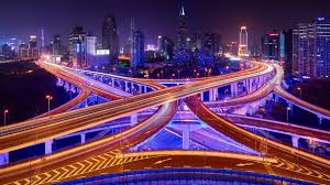 shanghai china wallpapers light trails photography hd 4k wallpapers