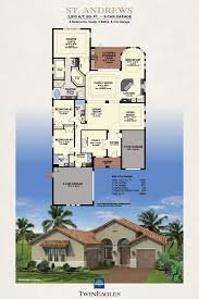 minto homes floor plans twineagles st andrew u0027s model new homes in naples fl minto