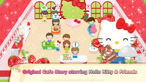kitty dream cafe app store