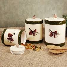 rustic kitchen canister sets 181 best kitchen canisters images on kitchen canister