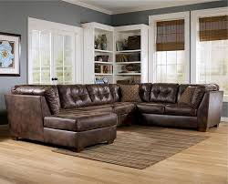 Ashley Chaise Sectional Signature Design By Ashley Frontier Canyon Sofa Sectional With