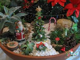 Mini Fairy Garden Ideas by 206 Best Christmas Fairy Gardens Images On Pinterest Fairies