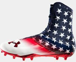 American Flag Shoes American Flag Under Armour Cleats Under Armour Shoes Athletic