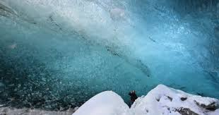 The Crystal Cave Iceland The Wondrous World Of The Crystal Ice Caves In Iceland The World