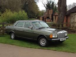 mercedes 230e mercedes 230e automatic sold 1985 on car and uk c537482