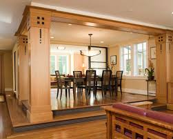Dining Room Columns Magnificent Dining Room Columns Intended Other Houzz Eizw Info