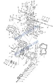evinrude carburetor group parts for 1965 9 5hp 9522 outboard motor