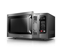 amazon com toshiba em245a5c bs microwave oven with inverter