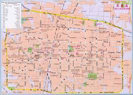 Luoyang China Map by Shijiazhuang Location China Maps Map Manage System Mms