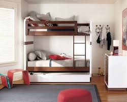 Modern Bunk Bed With Desk 50 Modern Bunk Bed Ideas For Small Bedrooms