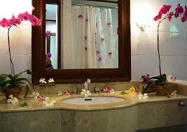 how to decorate a bathroom with accessories u2014 indoor outdoor homes
