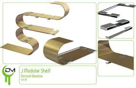 j modular shelf by dan matarazzo at coroflot com