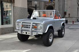ford bronco 1971 ford bronco stock gc roland154 for sale near chicago il