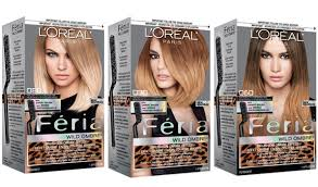 ombre hair growing out l oréal paris launches ombré in a box in time for spring