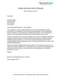 Formal Letter Asking Information sle letter requesting information crna cover letter