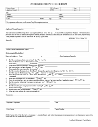 40 landlord reference letters u0026 form samples template lab
