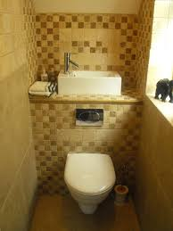 space saving bathroom ideas small cloakroom toilet clever space saving sink with water