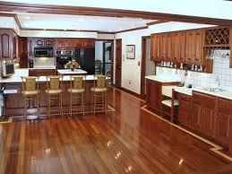 Wood Flooring In Kitchen by Brazilian Cherry Hardwood Flooring 5902