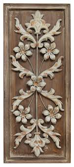 Stratton Home Decor Vintage Panel Wall Decor Rustic Wall - Rustic accents home decor