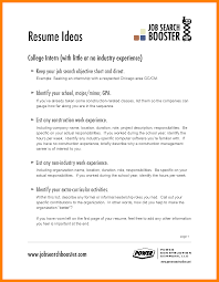 4 examples of career objective in resume emt resume