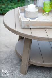 Driftwood Outdoor Furniture by Outdoor Living Eco Chic Style In My Own Style