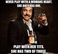 Never Meme - never play with a woman s heart weknowmemes