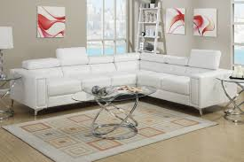 white leather living room set white metal sectional sofa steal a sofa furniture outlet los