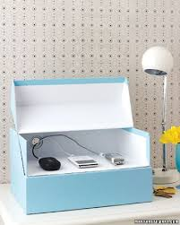 Diy Charging Stations How To Diy Shoe Box Charging Station For Your Devices 5 Steps