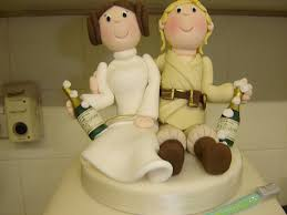wars wedding cake topper wars wedding cake toppers hairstyles todays