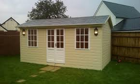 Summer Garden Houses - mmgs garden sheds summer houses garage garden offices mm
