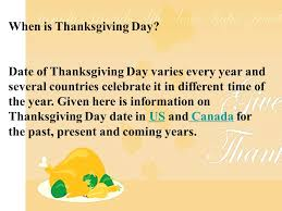thanksgiving day date canada divascuisine