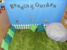 garden display ideas classroom reading nook ideas reading garden display