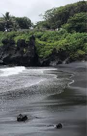 black sand beach big island kehena black sand beach big island hawaii absolutely breath