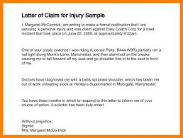 5 letter of claims childcare resume