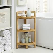 Corner Bathroom Shelving 3 Tier Corner Bathroom Shelf Free Shipping On Orders 45