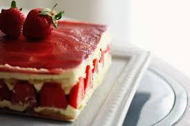 le notre cours de cuisine pour le goûter le fraisier lenôtre fait maison