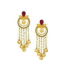 latkan earrings wedding earrings