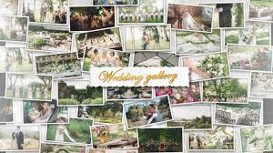 wedding wall gallery final cut pro x template