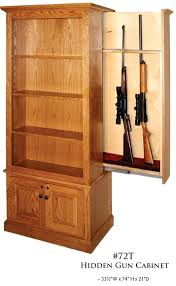 free gun cabinet plans with dimensions gun concealment furniture plans photo 2 of 7 this is a king size gun