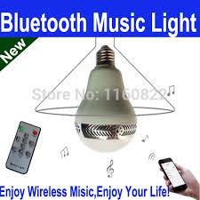 bluetooth music light bulb new wireless bluetooth music l speaker led bulb lights smart led
